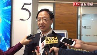 訪中見劉結一、陳德銘 江宜樺回國避談接國民黨副主席