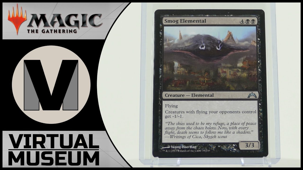 4x Smog Elemental MTG Gatecrash NM Magic Regular