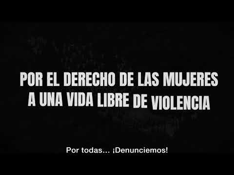 """Campaña """"El Poder de la Gente"""", versión """"Feminicidio"""""""