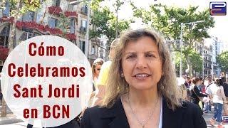 Sant Jordi. Día del Libro y la Rosa Barcelona