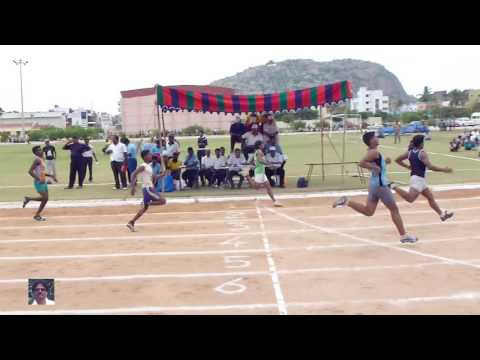 BOYS  100m HEAT.  TAMIL NADU STATE JUNIOR ATHLETIC CHAMPIONSHIPS -2012