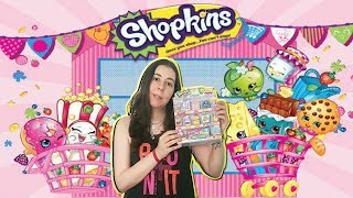 Unboxing Shopkins Season 10 Mini Packs | Shopkins en español temporada 10