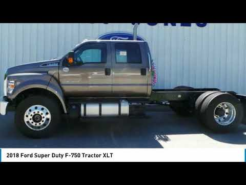 2018 Ford Super Duty F-750 Tractor P10031