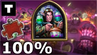 Hearthstone: The Puzzle Lab - Lethal | Poisonmaster Pollark 100%