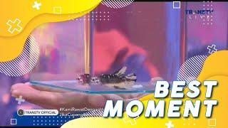 Ayu Ting Ting NGOTOT Minta Igun Beli Avatar Goldnya DEEWAY | Best Moment #Brownis (18/3/21)