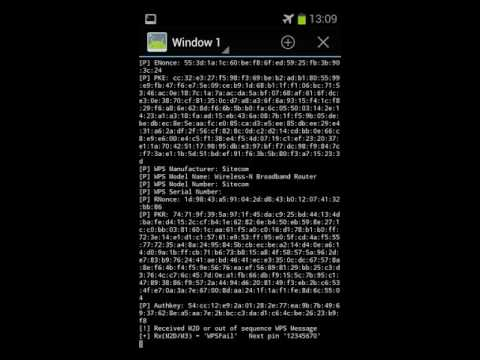 WPSPIN. Pixiewps & Bully & bcmon WPS PIN Wireless Auditor.