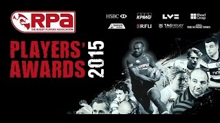 RPA Players' Awards 2015 Highlights