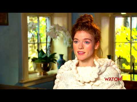 Behind the s with Rose Leslie
