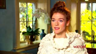 Behind the Scenes with Rose Leslie