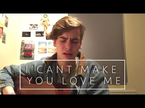 Bon Iver - I Can't Make You Love Me | Cover by John Buckley