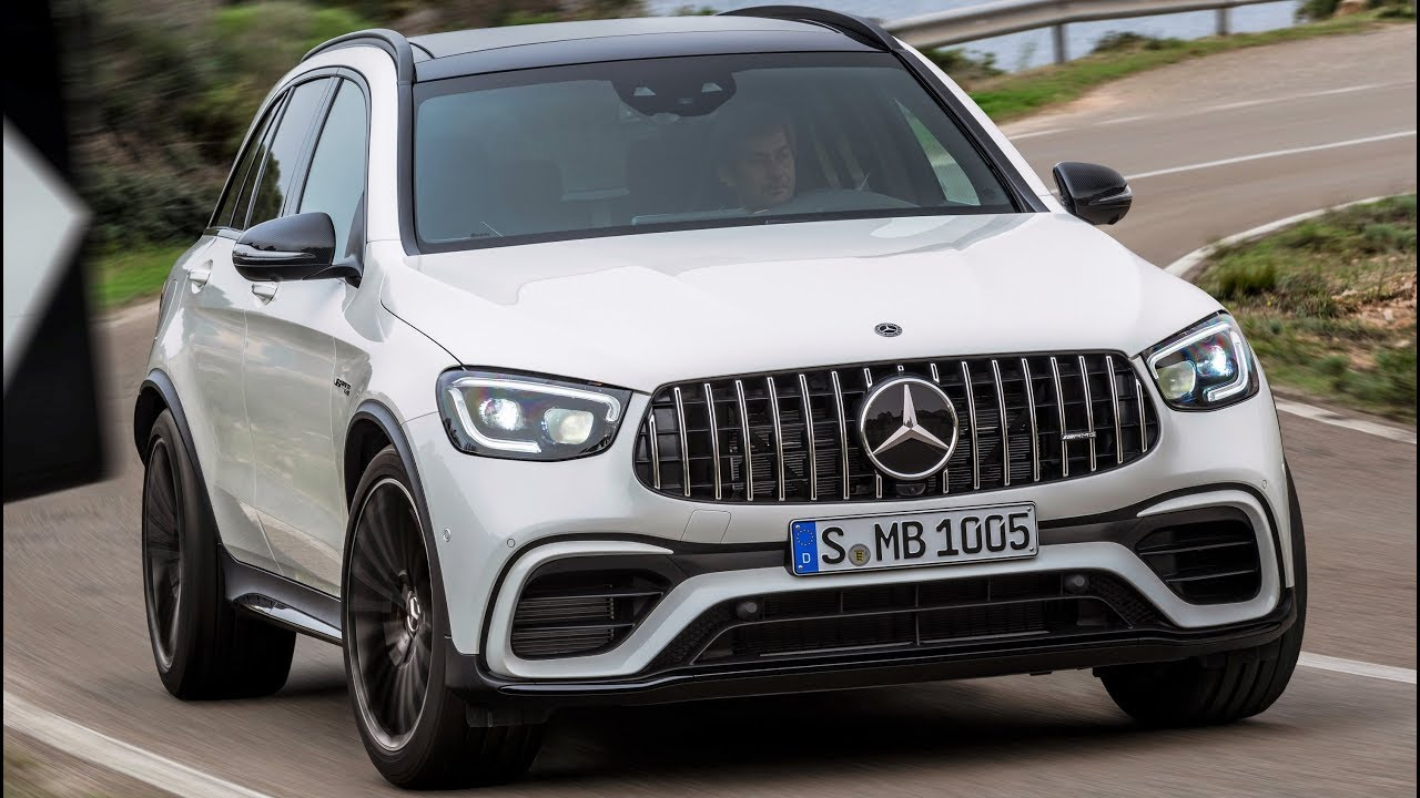 2020 Mercedes AMG GLC 63S 4MATIC+ - Awesome Mid-Size ...