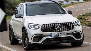 2020 Mercedes AMG GLC 63S 4MATIC+ - Awesome Mid-Size Performance SUV