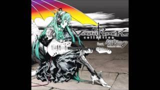 Hatsune Miku - Monochrome Act 1080HD