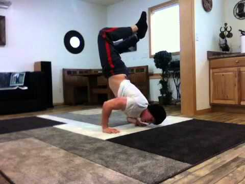 The Mind of Calisthenics: Side Tigerbend Extension Tutorial