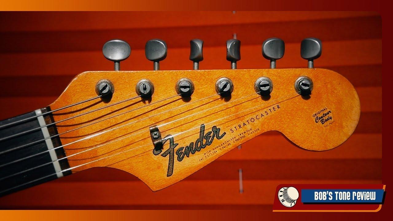 datazione di un corpo Stratocaster