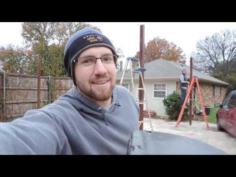 Building a Carport