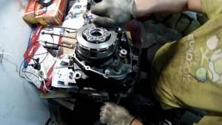 Зборка Двигуна(мотора) Viper v250cr (ZONGSHEN 165 FMM)