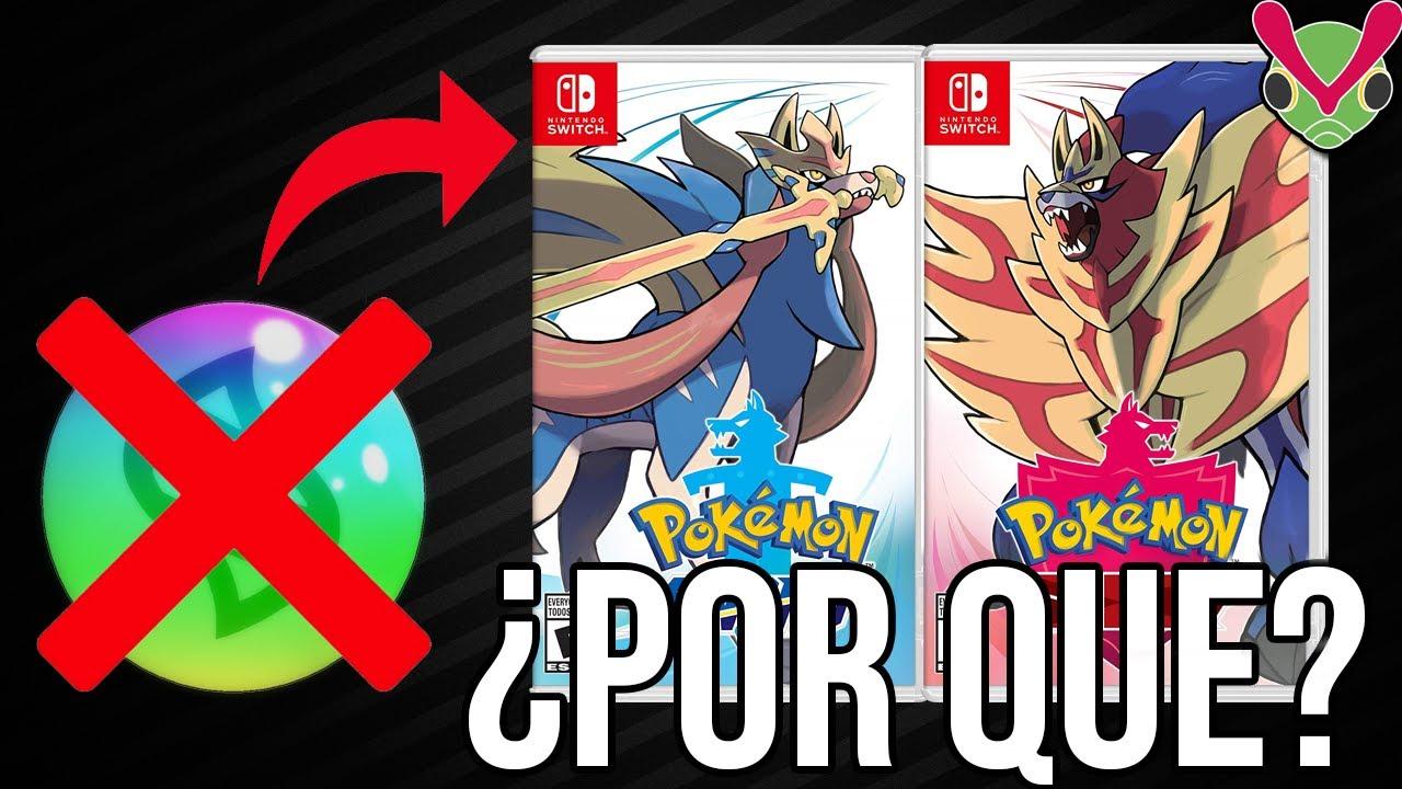 ¿Por Qué No Hay Mega Evolución en Pokémon Espada y Escudo?