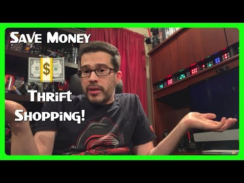 HOW TO THRIFT 💸