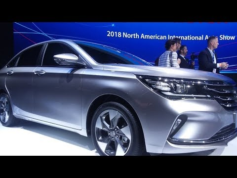GAC setback: Chinese automaker's U.S. plans hit Washington opposition