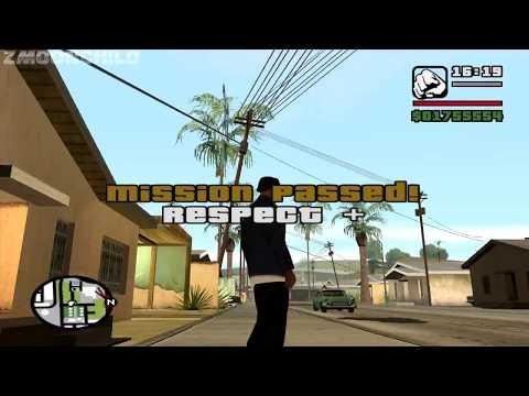 Chain Game Mod - GTA San Andreas - Los Desperados - Riots mission 2