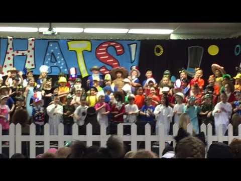 Jaegar's First Grade Musical