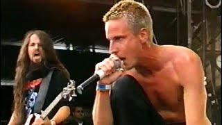 "Clawfinger - Weeze 20.08.2000 ""Bizarre Festival"" (TV)"