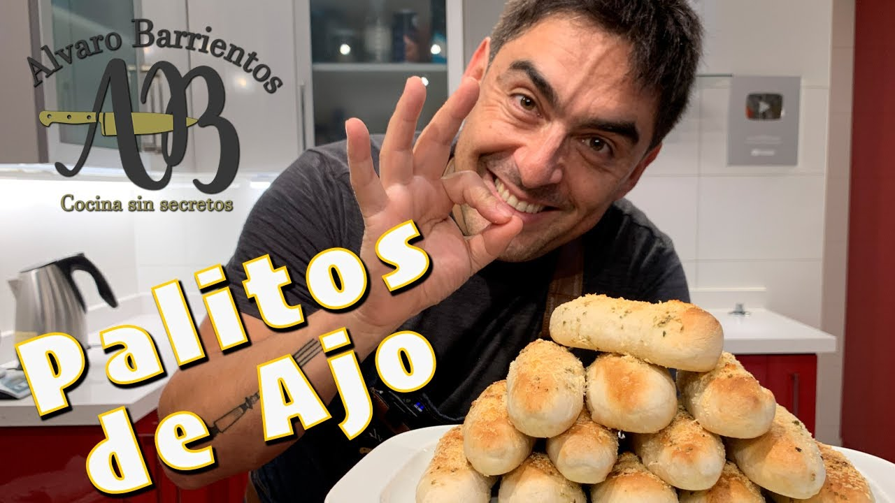 Palitos de Ajo. La Mejor Receta del Mundo !!!