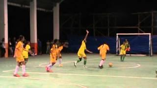 CVIRAA 2015 at Balamban, Cebu Futsal: Cebu Niños (STC team)