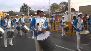 samba explosión juvenil puerto piritu 2014