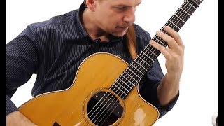 Stayin' Alive by Bee Gees Guitar Lesson Fingercussion Technique