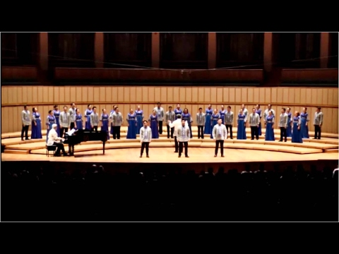 MUNTING SANGGOL (Ryan Cayabyab and Ateneo Chamber Singers)