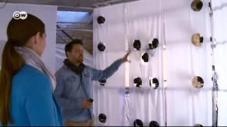 Nuevas dimensiones: retratos de la impresora | Euromaxx