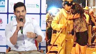John Abraham's BEST Reaction On Women Safety After Bengaluru Teasing Incident 2017