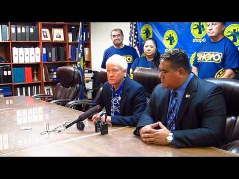 SHOPO Announces Their Endorsement of Kirk Caldwell For Honolulu Mayor 2012 #CFM2012