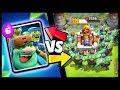 NEW! GOBLIN GIANT vs ALL CARDS | Clash Royale Goblin Giant Gameplay