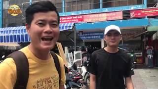 """Khương Dừa dẫn """"con rể"""" quý đi ăn phá lấu bò ngon tuyệt đỉnh chợ Phạm Văn Hai!!!"""