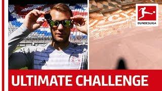 Neuer, Robben, Wagner & Co. - FC Bayern München's Crazy Glasses Challenge