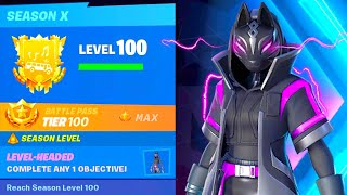 HOW TO LEVEL UP FAST IN FORTNITE SEASON 10! FORTNITE SEASON 10 XP GLITCH! NEW SEASON 10 RANK GLITCH
