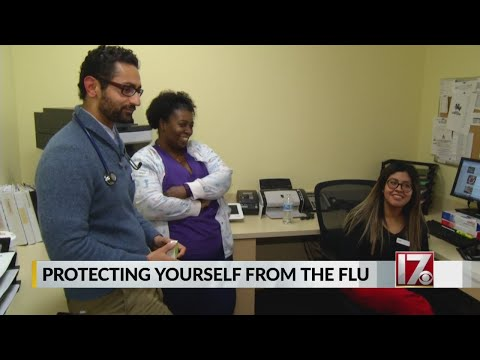 Clinics in Triangle seeing more sick patients as flu season hits peak