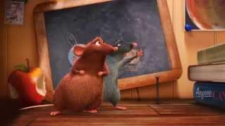 Ratatouille: Tu Amiga La Rata ( Español Latino)