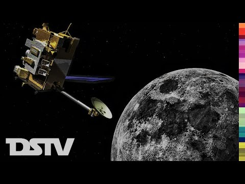 LRO SPACE PROBE ENTERS MOON ORBIT - LIVE COVERAGE AT MISSION CONTROL'