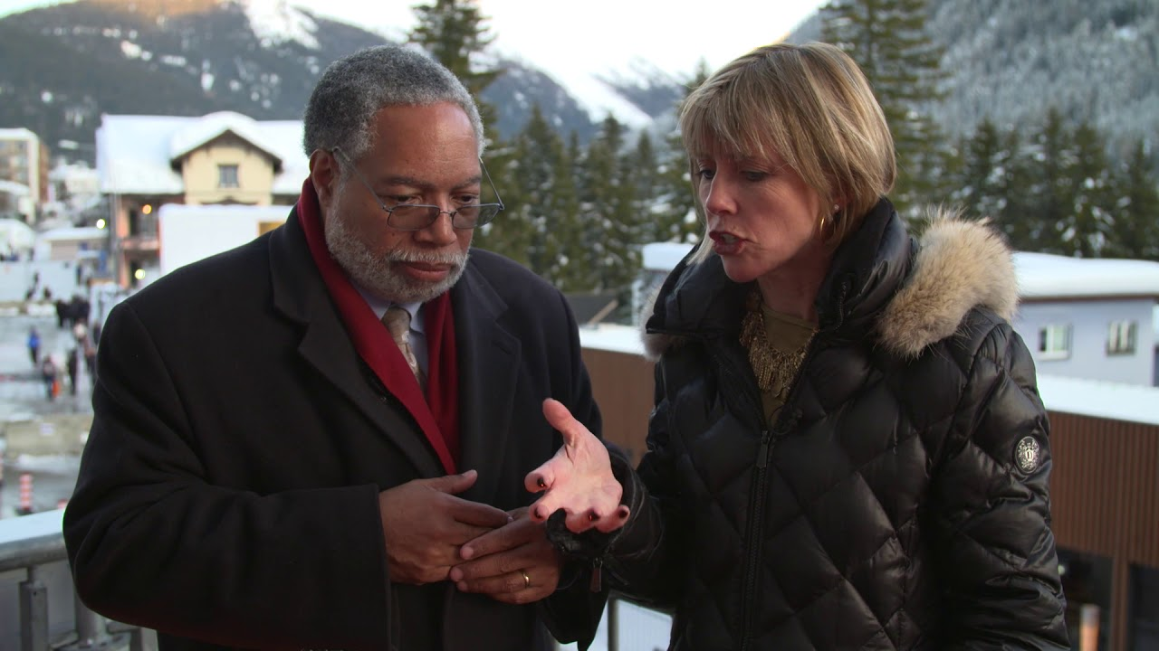Hub Culture Davos 2018 - Lonnie Bunch,  National Museum of African American History and Culture