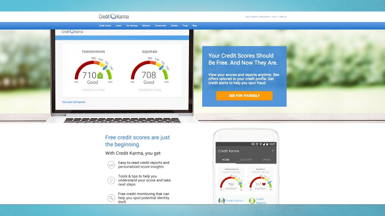 Credit Karma Score Big How To Change Your Credit Karma