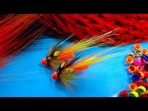 Tying a Conehead Parks Shrimp with Davie McPhail