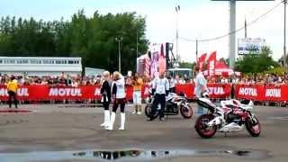 Стантрайдинг-шоу в Красноярске или самая короткая ночь года!  21.06.2013г.