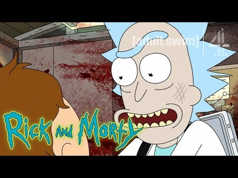 Best of Rick Sanchez | Part 1 | Rick and Morty
