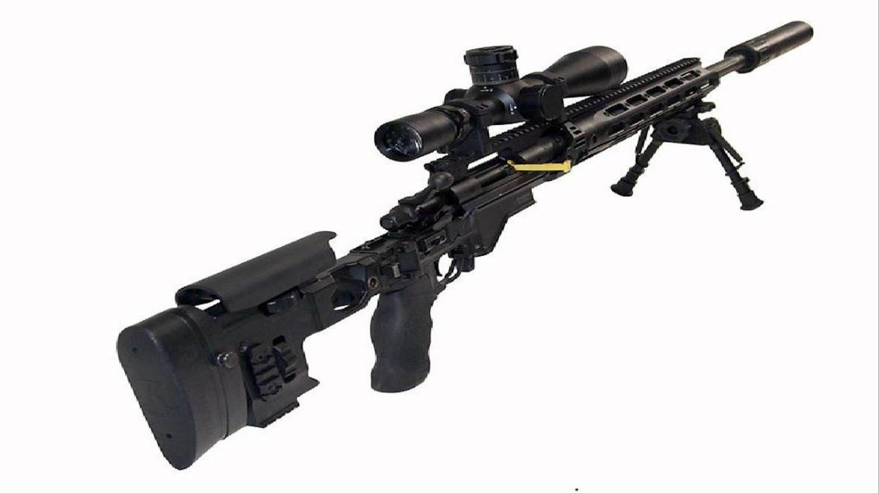 XM2010 NEW USA Sniper Rifle EXTREME Range W Magnum Ammo