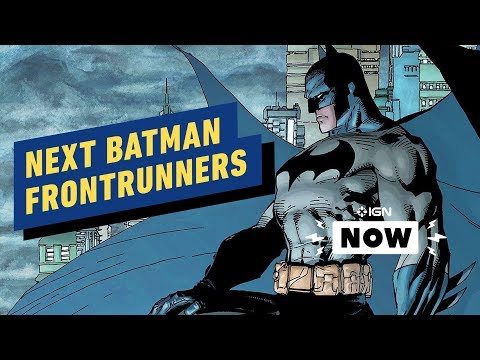 Next Batman Will Be One of These Two Actors - IGN Now
