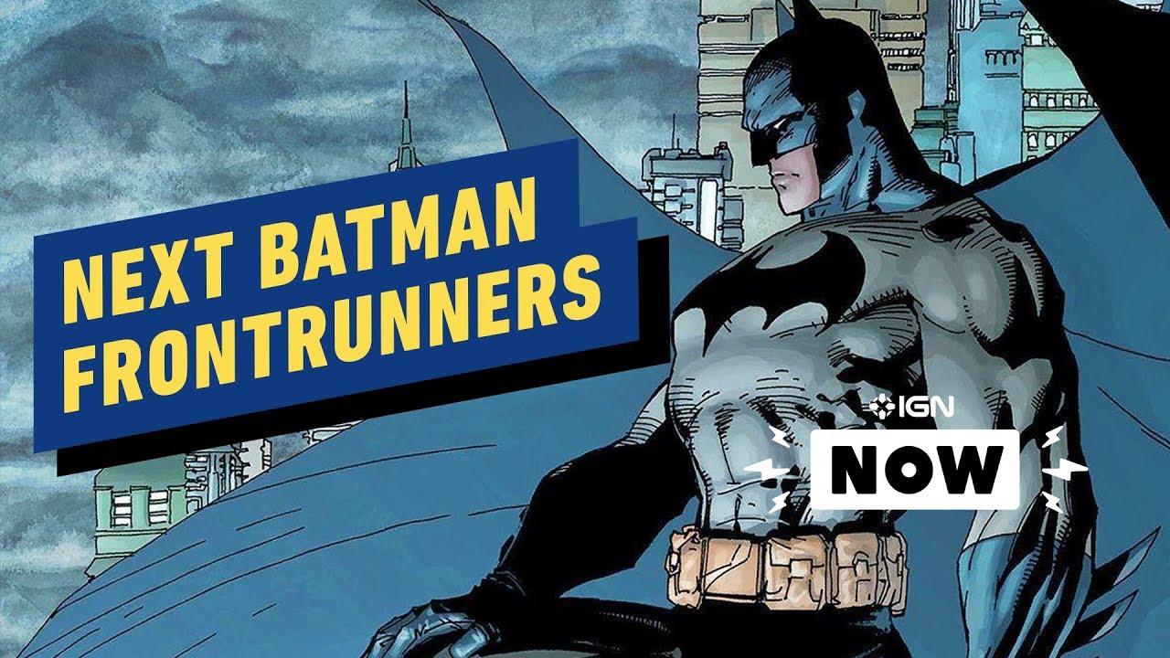 Der nächste Batman wird einer dieser beiden Schauspieler sein - IGN Now + video